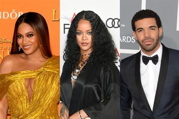 Drake, Rihanna & Cardi B Among The Most Tweeted About Musicians Of 2019