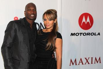 "Chad Ochocinco Recalls Losing ""Temper For 3 Seconds"" During Evelyn Lozada Incident"