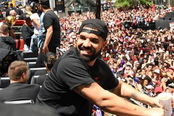 Drake Teases B. Simone For Making Her Dreams Come True By Joining DaBaby On Stage