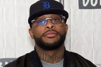 "Royce Da 5'9"" Announces New Album ""The Allegory"""