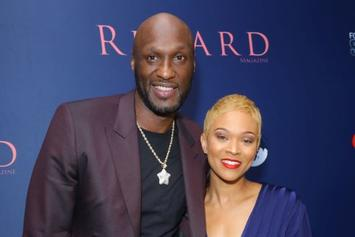 Lamar Odom & Sabrina Parr Are Abstaining From Sex Until They're Married