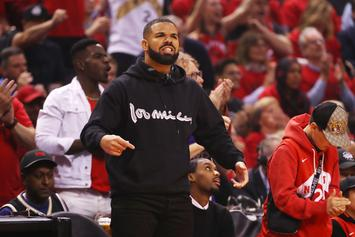"""Drake Pulls The """"Do You Know Who I Am?"""" Card At Party: Watch"""