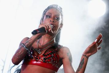 Rico Nasty Distressed About FKA Twigs Blocking Her On Instagram
