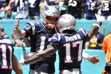 Antonio Brown Triggers Tom Brady Fans With His Latest Claim