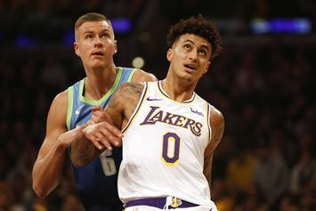 Kyle Kuzma Rumored To Be Bad Fit For Frank Vogel's Lakers System