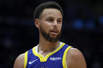 Steph Curry's Agent Says Leaked Nude Photos Aren't Real