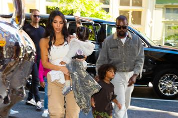 Kanye West & Kim Kardashian Gift North Michael Jackson's Jacket For Christmas