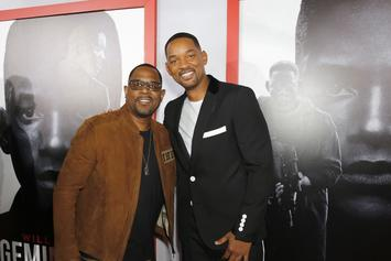 """""""Bad Boys For Life"""" Projected To Earn $40M+ Over MLK Weekend"""