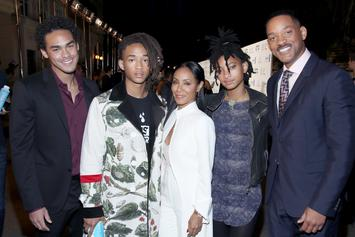 Jada Pinkett Smith Embraces Willow & Will Smith's Close Bond