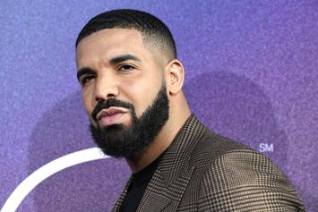 """Drake Toasts To Leaving The Past Behind In 2020: """"Let's Focus On The Next Year"""""""