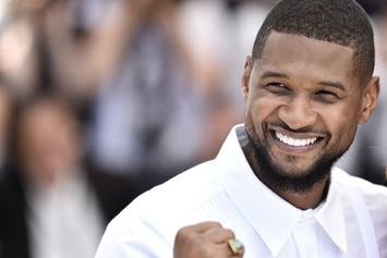 "Usher Is ""Knocking Down Decades"" In His Career, Is Excited About New Album"