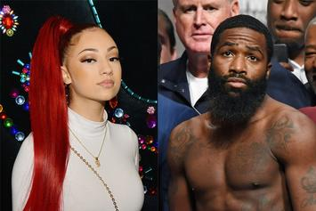 """Bhad Bhabie Exposes Adrien Broner's DMs, Might Be Trying To Get Him """"Locked Up"""""""