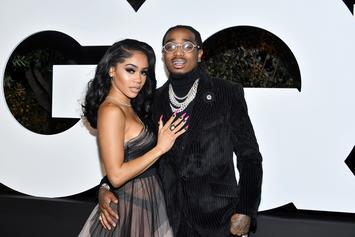 Quavo & Saweetie Hit The Slopes With Kevin & Eniko Hart In Aspen To Kick Off New Year