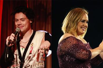 Adele & Harry Styles Are On Vacation Together & They Tipped 400% At Dinner