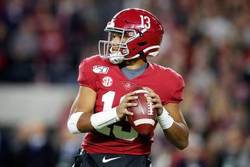 Alabama QB Tua Tagovailoa Announces NFL Draft Decision