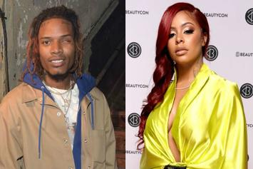 Fetty Wap & Alexis Skyy Celebrate Baby Alaiya Grace's Second Birthday