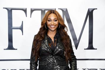 "Cynthia Bailey Announces Wedding Date: ""And No I Am Not Pregnant!"""