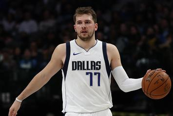 NBA Legend Jerry West Says Luka Doncic Will Surpass Dirk Nowitzki As Mavs' Greatest