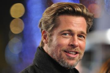 """Brad Pitt And Edward Norton Got High As Hell Before """"Fight Club"""" Premiere"""