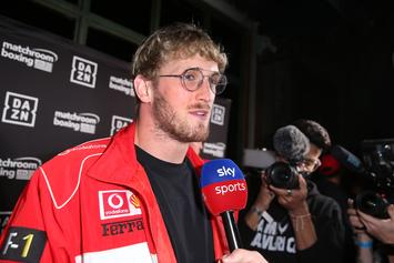 Logan Paul Claims Antonio Brown Fight Is Close To Being A Reality