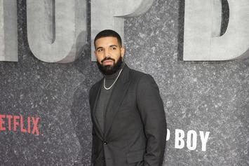 "Drake & Virgil Abloh Show Off The Actual Patek Watch From ""Life Is Good"""