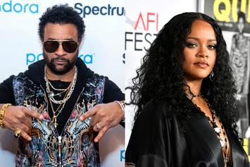 """Shaggy Says He Declined Collaborating With Rihanna For """"R9"""""""
