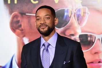 "Will Smith Raps His Whole Life Story With Jimmy Fallon On ""The Tonight Show"""
