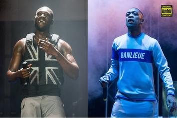 Stormzy Vs. Wiley Clash: A Brief Guide To The Grime Beef