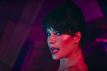"""Halsey Straddles Horse Naked In """"You Should Be Sad"""" Visuals"""