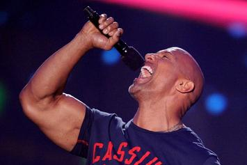 The Rock Narrates LSU's Epic Hype Video Ahead Of National Championship: Watch