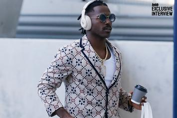 Antonio Brown Talks New Album, Saints Workout & Breaking Logan Paul's Neck