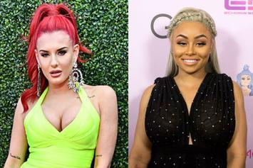 """Blac Chyna Gets Awkwardly Roasted By """"Wild 'N Out"""" Star Justina Valentine"""