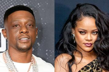 Boosie Badazz Tells Trump He'll Get Drafted In WWIII For Rihanna