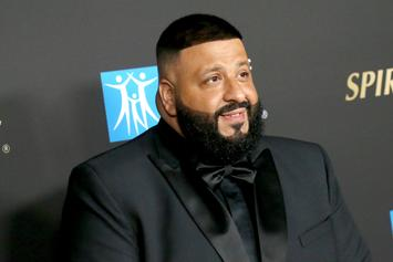 DJ Khaled Reacts To High Praise From Will Smith After Film Cameo