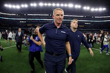Jason Garrett Lands Job With One Of The Cowboys' Biggest Rivals