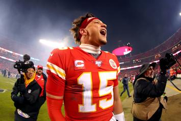 Patrick Mahomes On Learning From Last Year Ahead Of AFC Championship