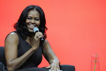 Michelle Obama Drops Workout Playlist Featuring Frank Ocean, Meek Mill & More