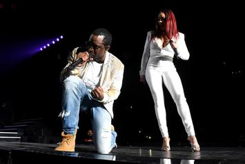 Diddy & Faith Evans To Honor Biggie At Rock & Roll Hall Of Fame Induction