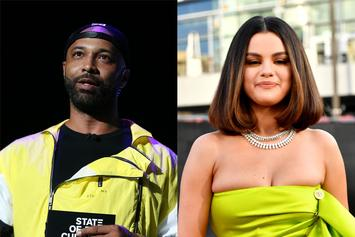 Joe Budden Tears Selena Gomez Apart For Roddy Ricch Chart Desperation