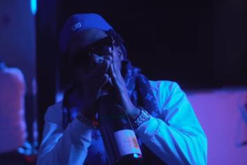"""Curren$y Continues His Reign As Underground King In """"Decisions"""" Video"""