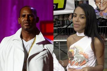 R. Kelly's Reported Reason For Marrying 15-Year-Old Aaliyah Revealed With New Allegations