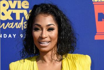"Karlie Redd Slams ""Fake News"" About Her Catching A Beat Down At A Nightclub"