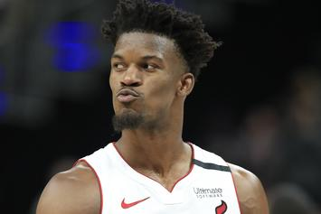"Jimmy Butler Comments On Dwyane Wade's Recent ""Crazy"" Remarks"
