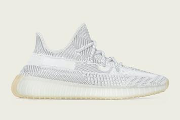 "Adidas Yeezy Boost 350 V2 Releasing In Clean ""Yeshaya"" Colorway Tomorrow"