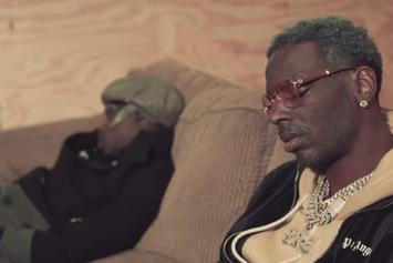 """Jay Fizzle & Young Dolph Channel Their Inner Senior Citizen In """"Don't Stop"""" Video"""