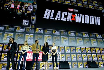 """Marvel Issues """"Black Widow"""" Comic To Coincide With The Upcoming Film"""