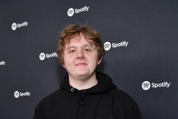 Lewis Capaldi Compares First Time Grammy Nomination To Eating Too Much Chicken Parm