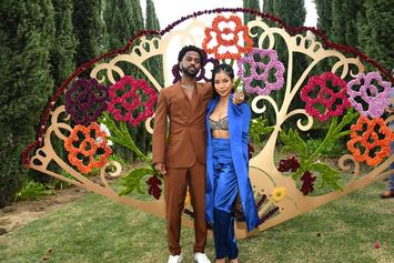 Big Sean & Jhene Aiko Were The Cutest Dates At The Roc Nation Brunch