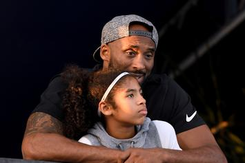 Kobe Bryant & Daughter Gianna Attended Church Before Fatal Crash: Report