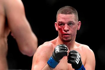 "UFC's Nate Diaz Blasts Conor McGregor, Joe Rogan: ""Get Off Each Other's Nuts"""